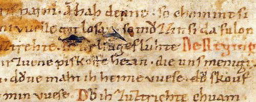 ma. handschrift