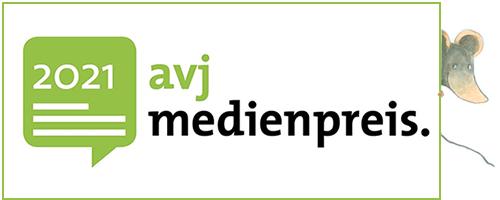 Buchstart Österreich für den avj-Medienpreis nominiert